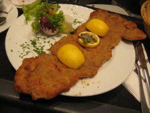 Wiener Schnitzel KaDeWe