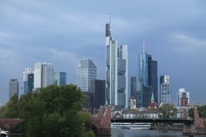 Skyline Frankfurt during day