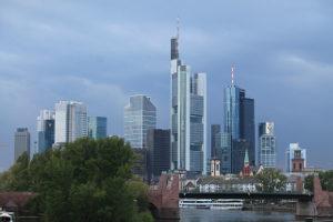 Skyline Frankfurt during day